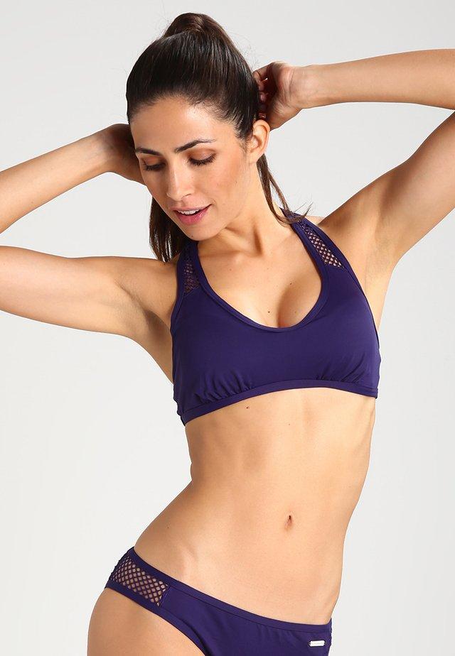 SET - Bikini - navy solid