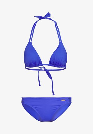 Bikini - blue solid