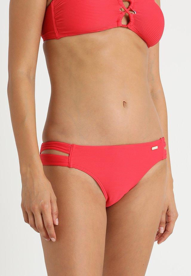 PANTS STRAPS - Bikinibukser - hummer