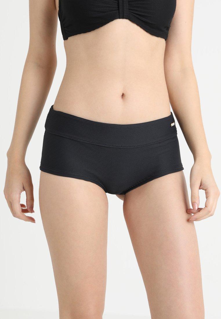 Sunseeker - HOTPANTS - Bikiniunderdel - black