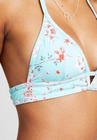 Sunseeker - TRIANGEL - Bikini top - turquoise - 5