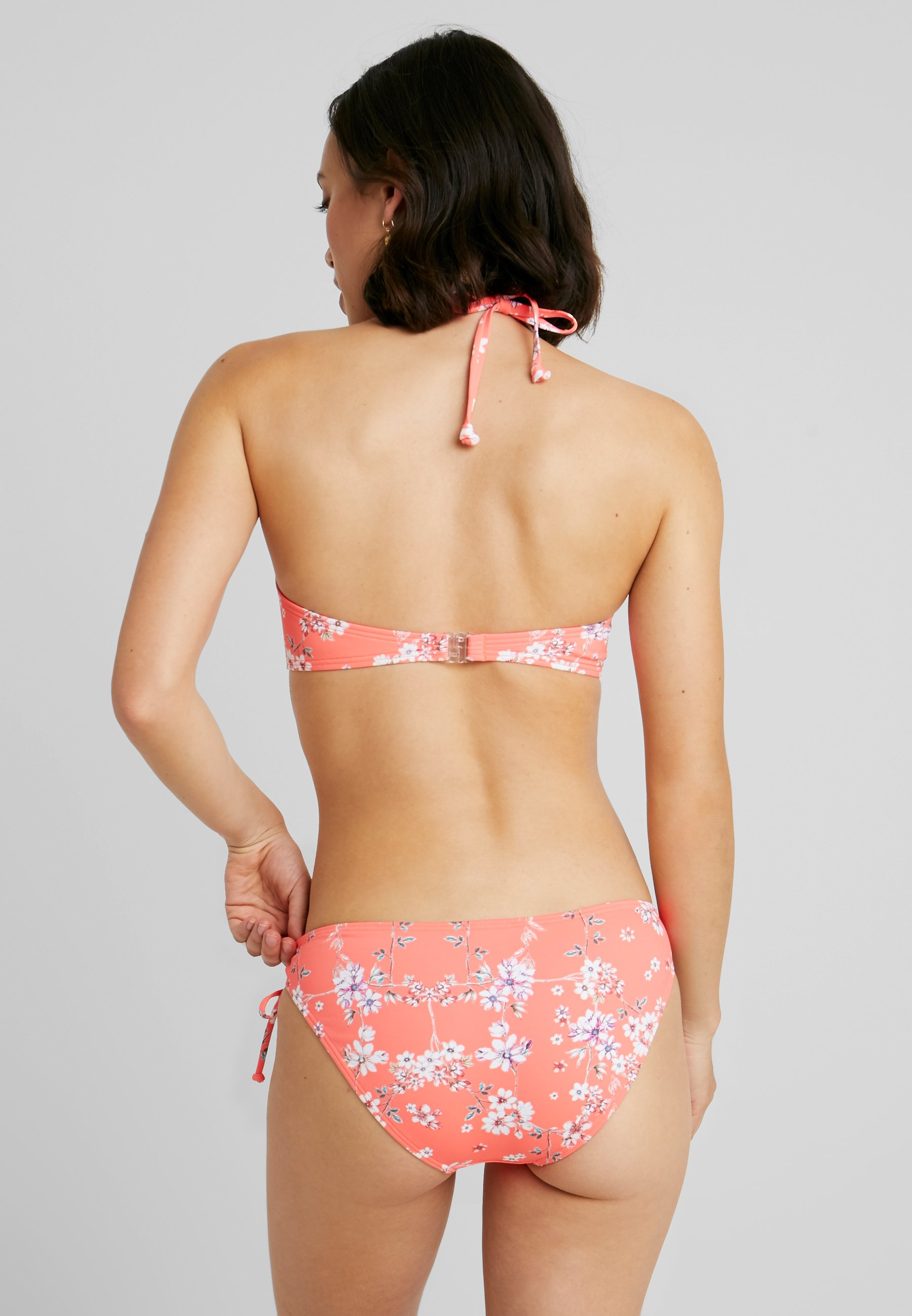 Sunseeker WIRE BANDEAU - Góra od bikini - orange