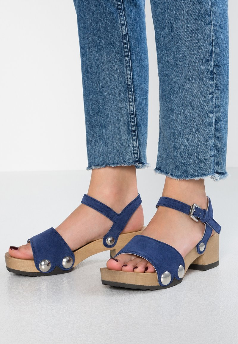 Softclox - PENNY - Clogs - navy