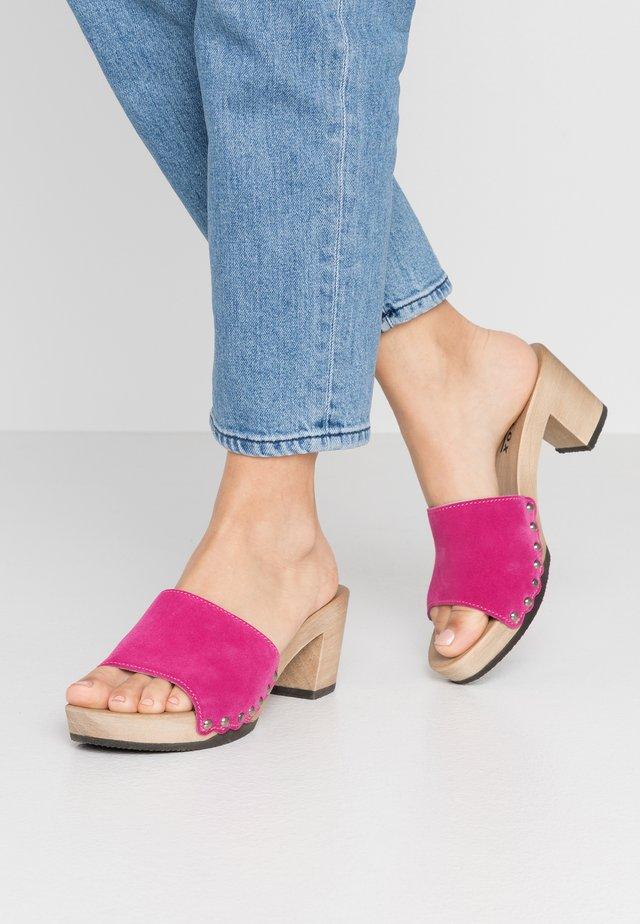 ROMY - Clogs - pink