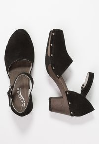 Softclox - GALINA - Clogs - schwarz - 3
