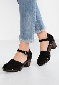 Softclox - GALINA - Clogs - schwarz - 0