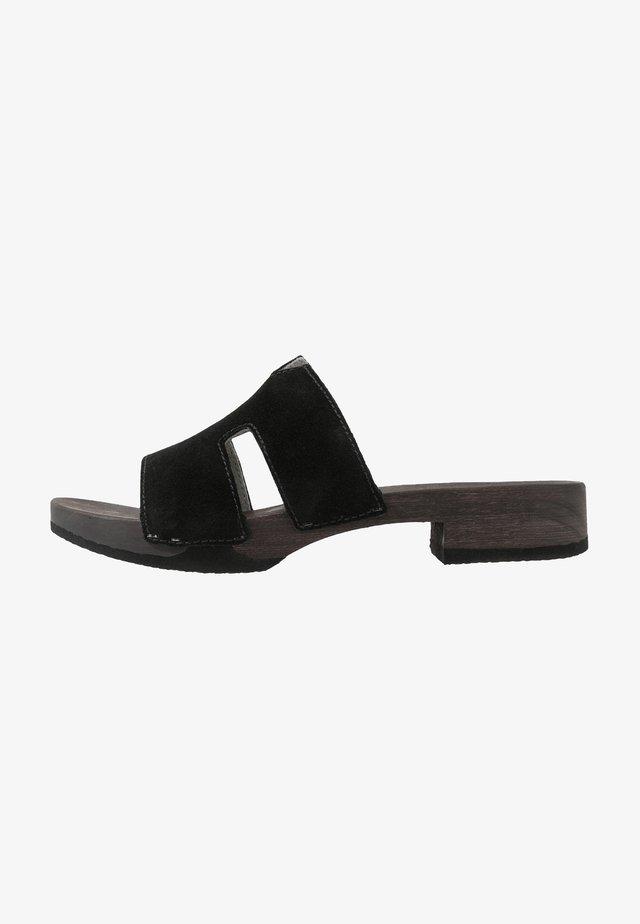 BLIDA - Clogs - schwarz