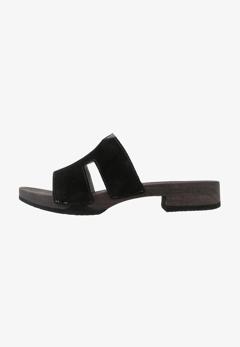 Softclox - BLIDA - Puukengät - schwarz