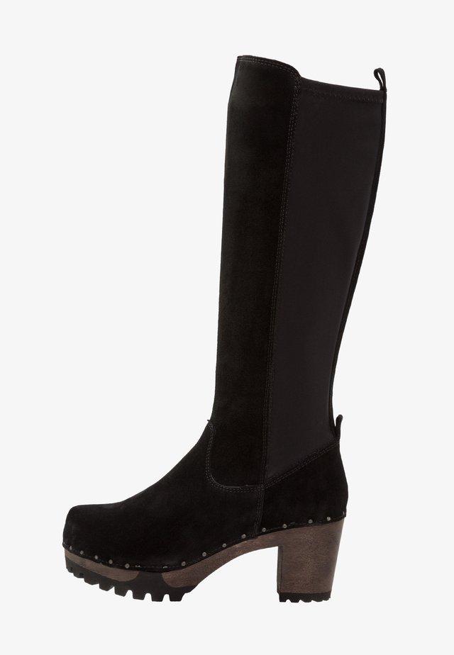 OZEANA - Platform boots - bailey