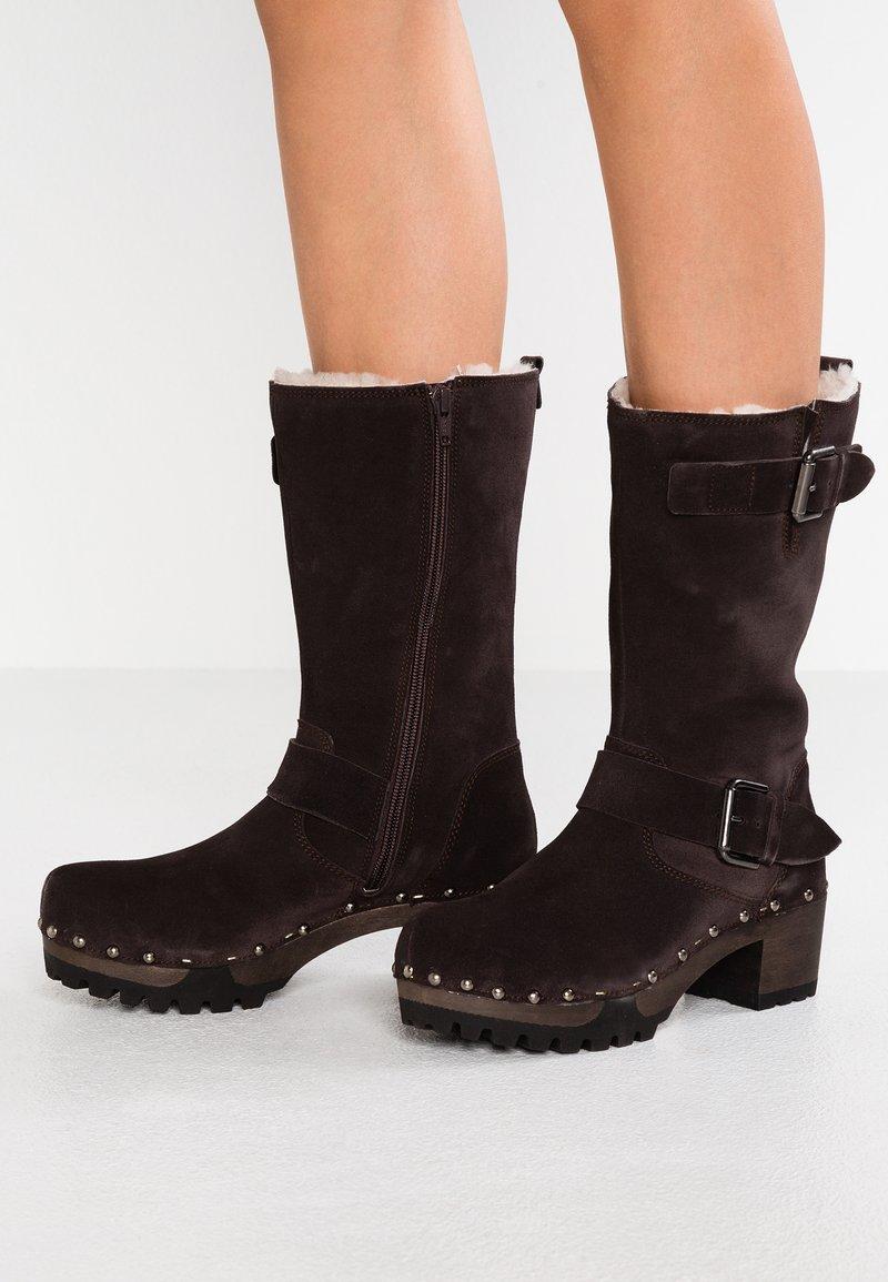 Softclox - IWONA - Winter boots - moro