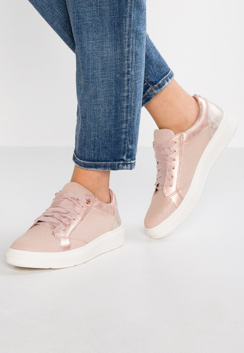 s.Oliver - Trainers - rose glitter