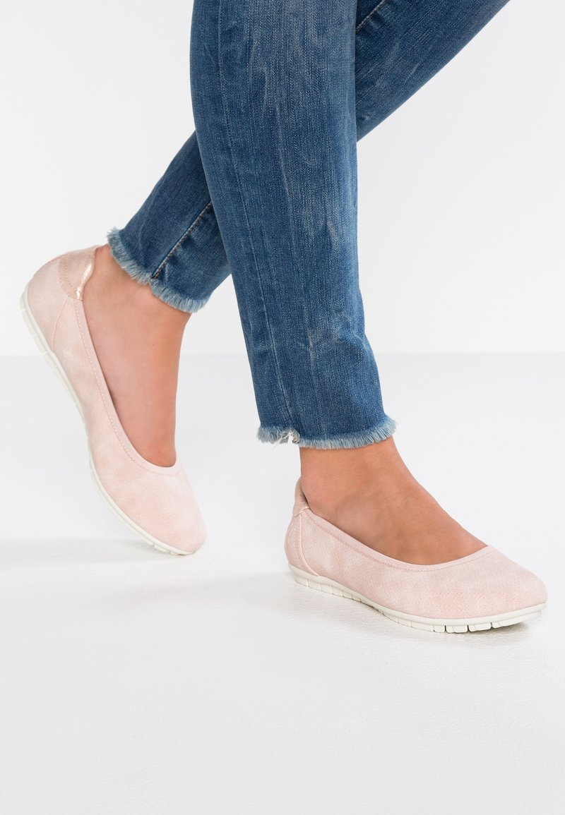 s.Oliver - Ballerina's - rose