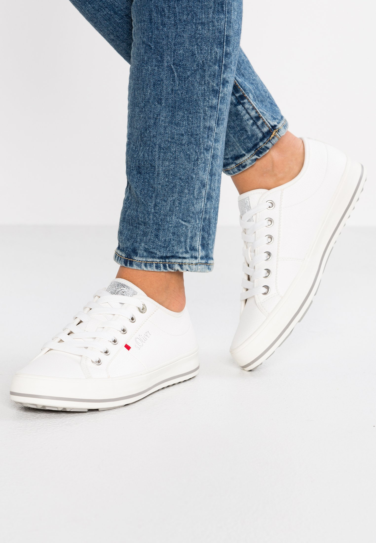 s.Oliver Sneakers basse white