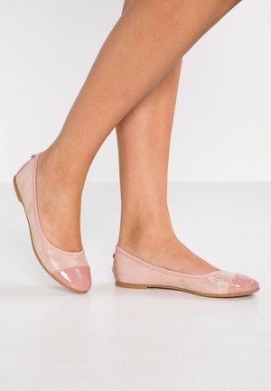Ballerina's - rose