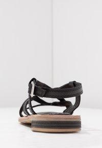 s.Oliver - Sandals - black - 5