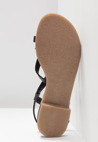 s.Oliver - Sandals - black - 6