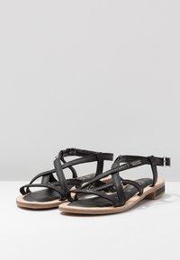 s.Oliver - Sandals - black - 4