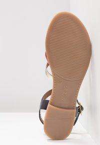 s.Oliver - T-bar sandals - red - 6