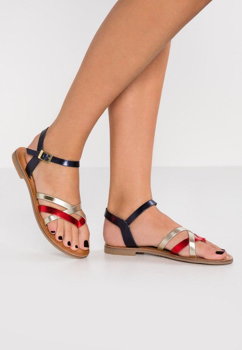 s.Oliver - T-bar sandals - red
