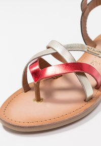 s.Oliver - T-bar sandals - red - 2