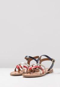 s.Oliver - T-bar sandals - red - 4