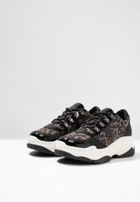 s.Oliver - DA.-SCHNÜRER - Sneakers - black - 4