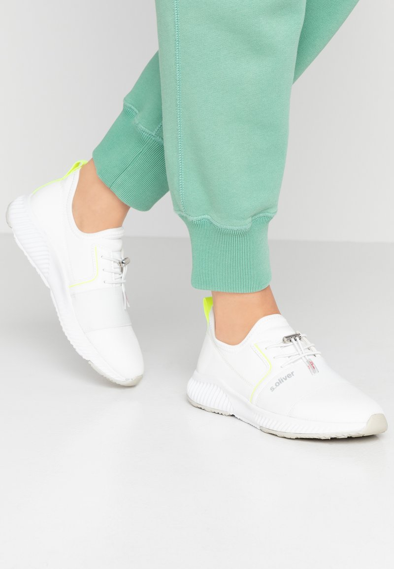 s.Oliver - Sneaker low - white
