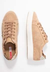 s.Oliver - Sneakers laag - sand - 3
