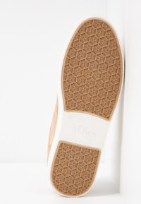 s.Oliver - Sneakers laag - sand - 6