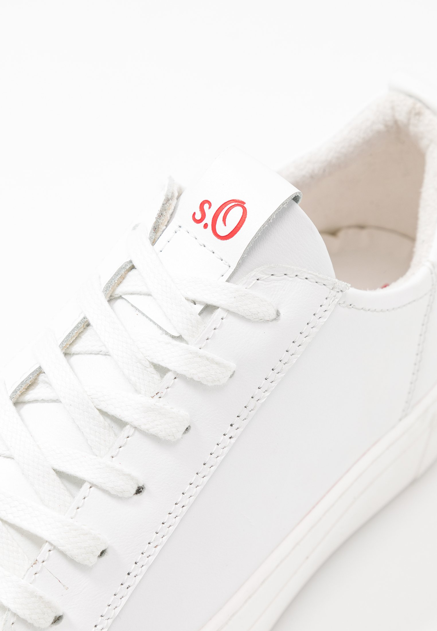 s.Oliver Sneaker low white