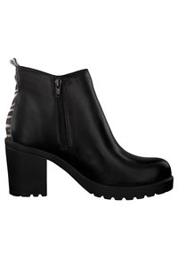 s.Oliver - Classic ankle boots - black - 4
