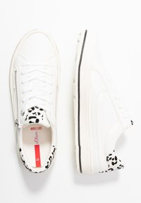 s.Oliver - Sneakers laag - white - 3