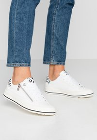 s.Oliver - Sneakers laag - white - 0