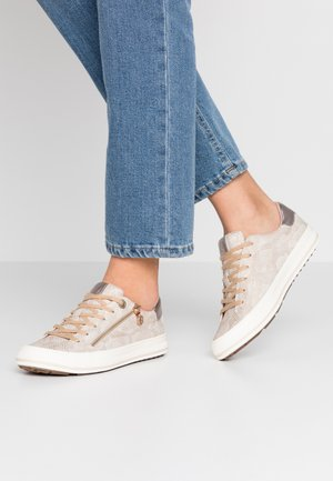 Trainers - champagner