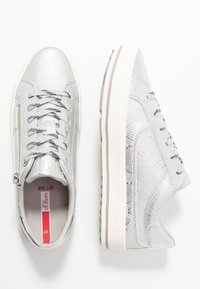 s.Oliver - Trainers - silver - 3