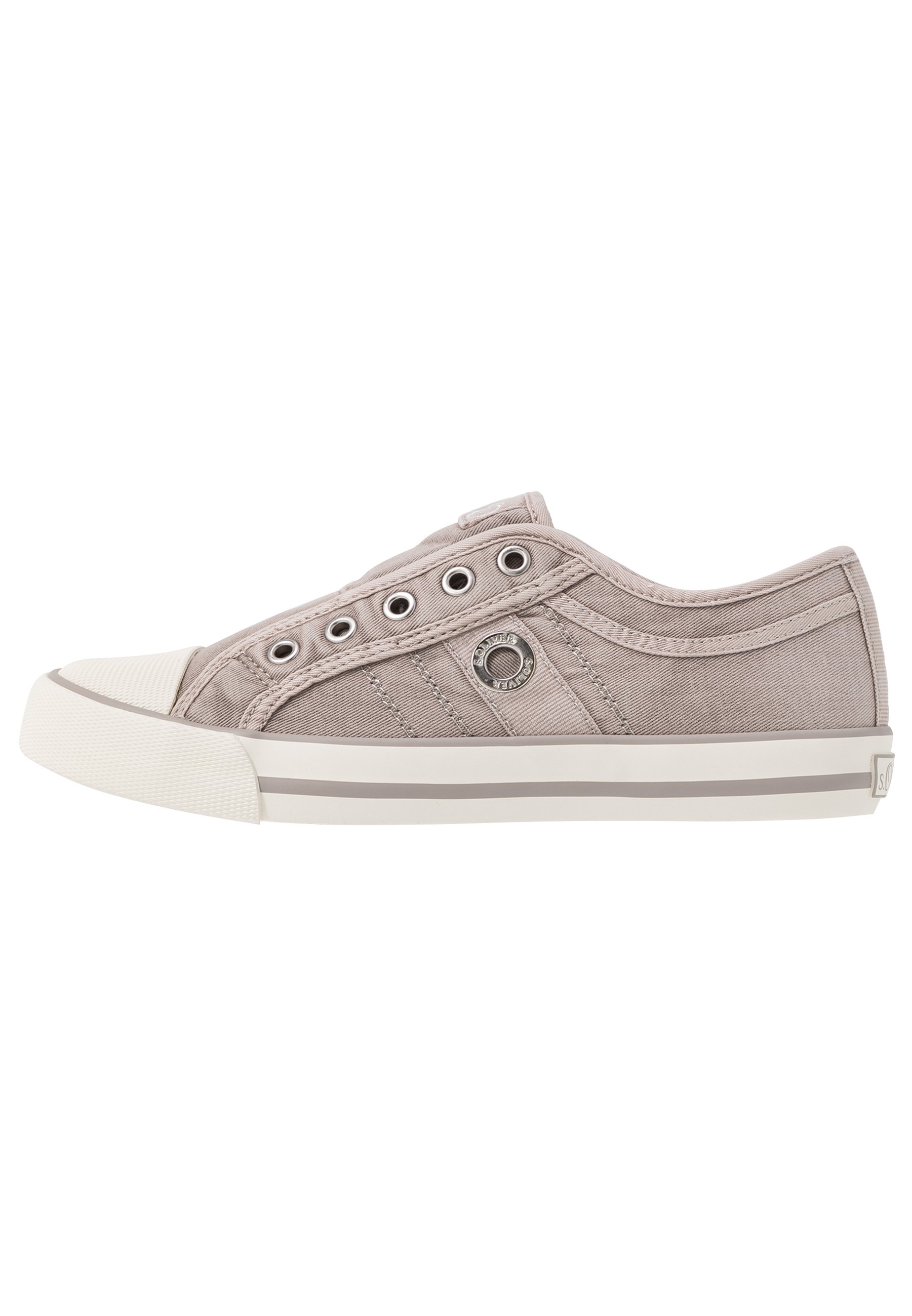 s.Oliver Slip-ons - light grey