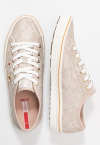 s.Oliver - Trainers - champagne - 3