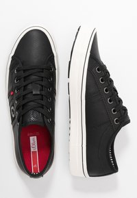 s.Oliver - Sneakers - black - 3