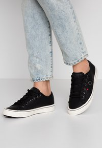 s.Oliver - Sneakers - black - 0
