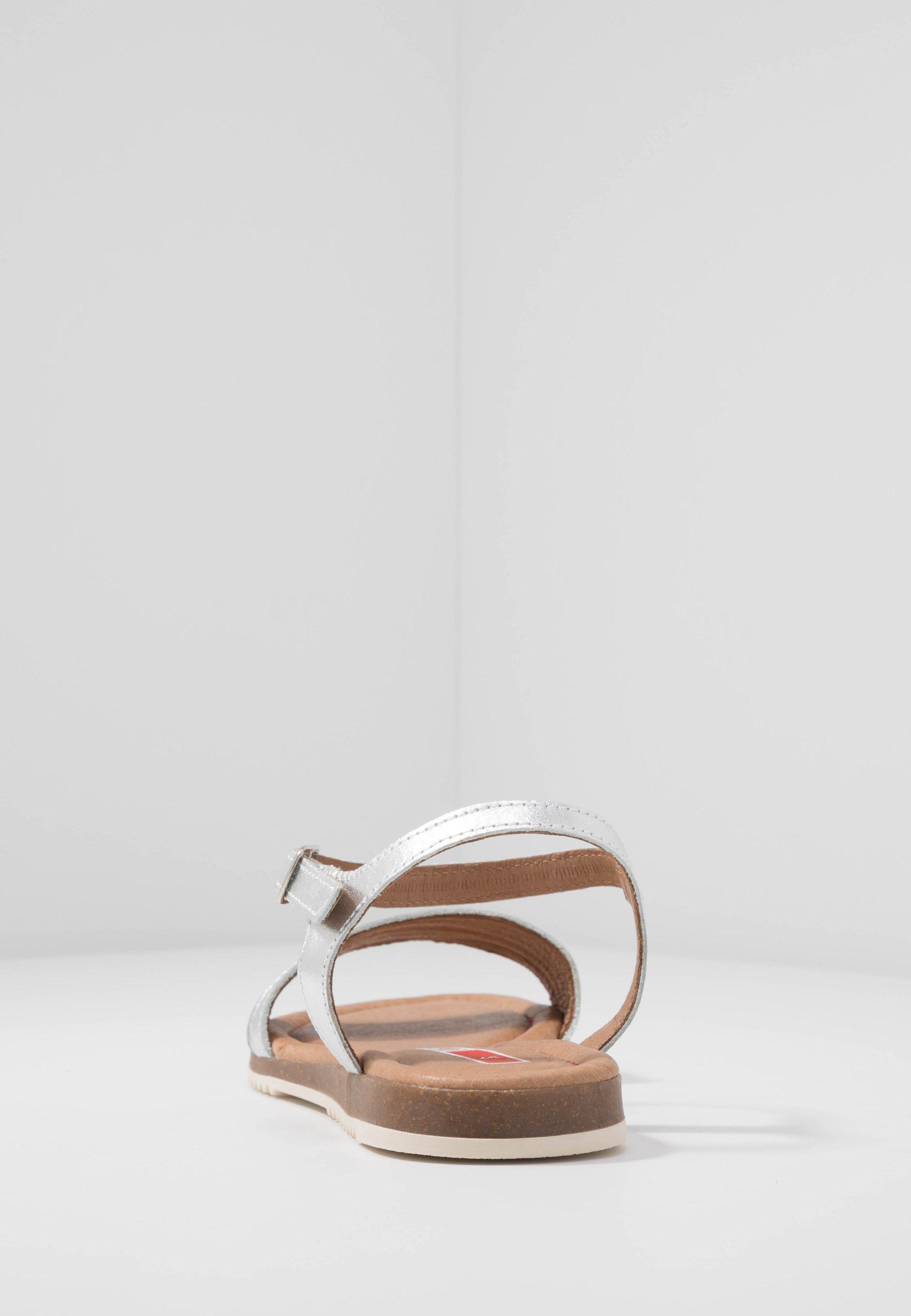 s.Oliver Sandaler - silver