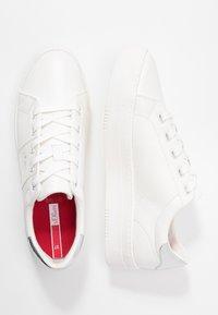 s.Oliver - Tenisky - white/silver - 3