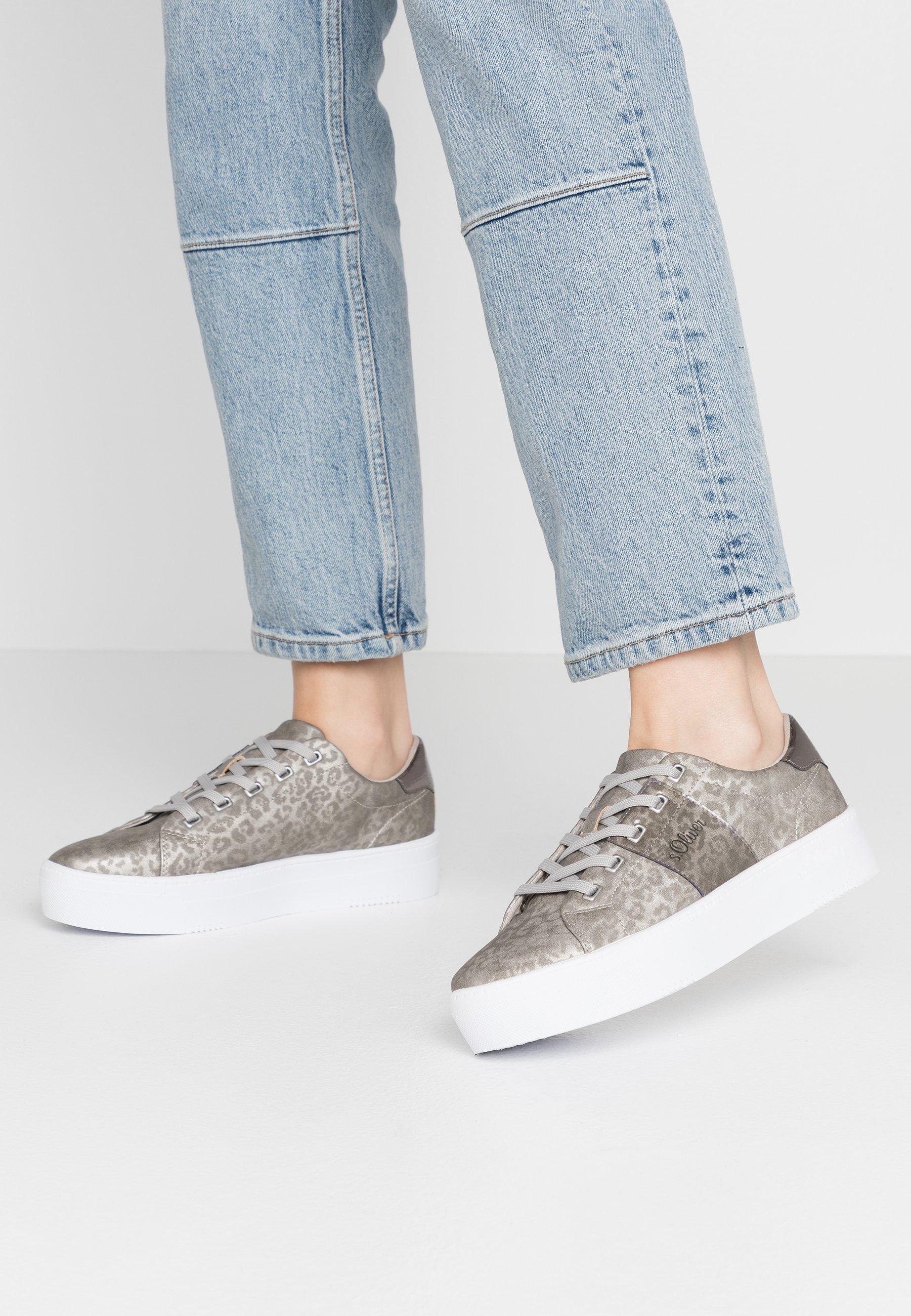 s.Oliver Sneaker low - grey