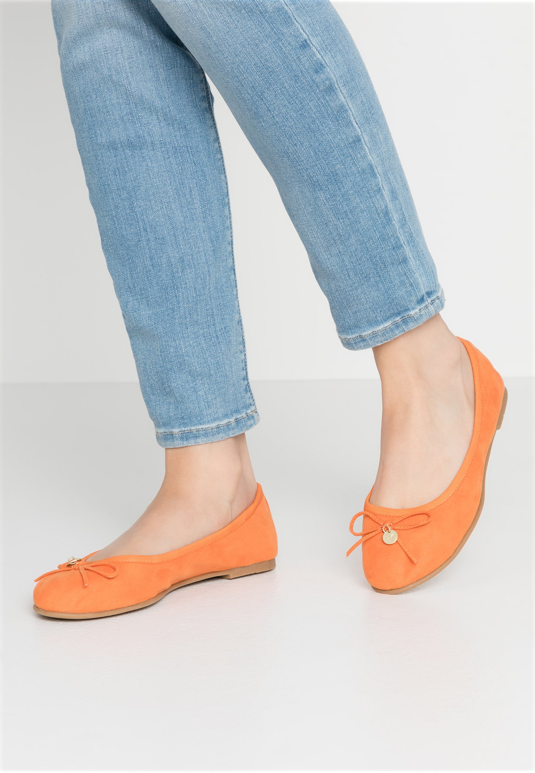 s.Oliver Ballerina - orange