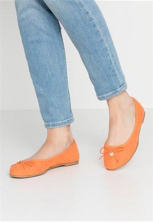 Bailarinas - orange