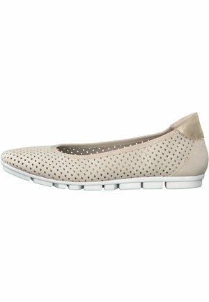 S.OLIVER  - Ballet pumps - beige