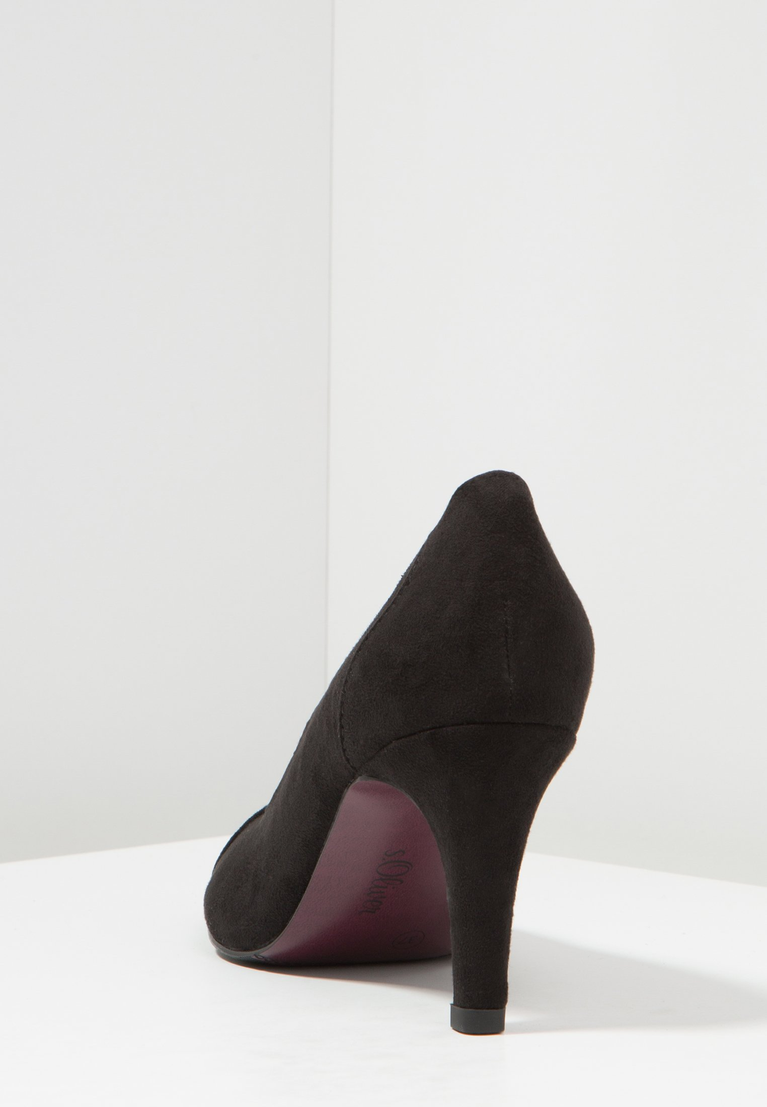 S.oliver Escarpins - Black