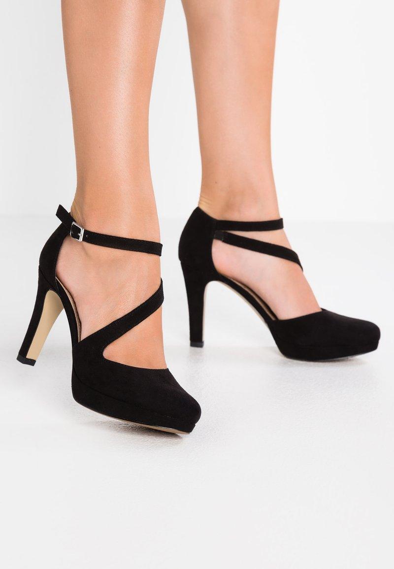 s.Oliver - High Heel Pumps - black