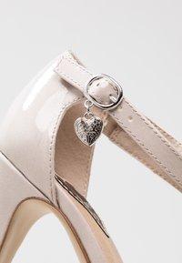 s.Oliver - Zapatos altos - light grey - 2