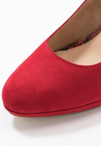 s.Oliver - High heels - red - 2