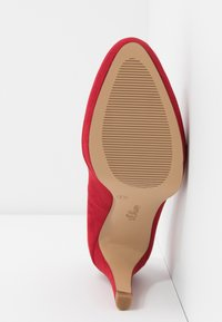 s.Oliver - High heels - red - 6